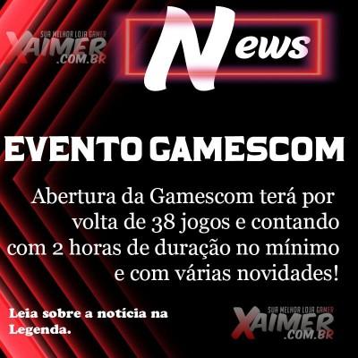 Evento Gamescom
