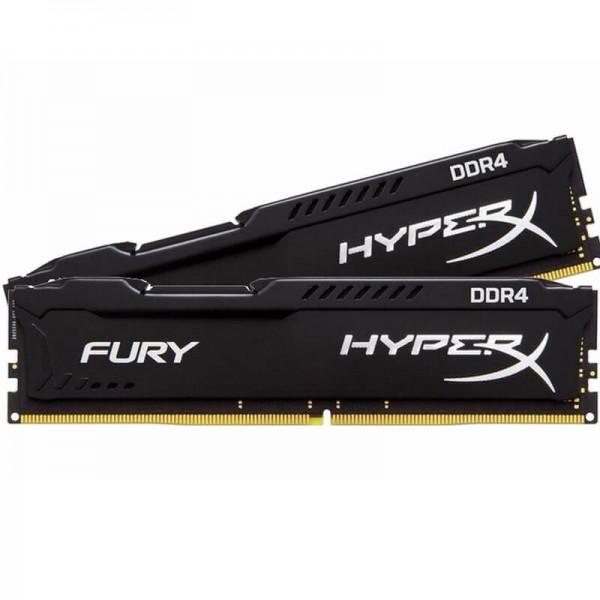 Memoria Kingston HyperX 8gb 2400Mhz DDR4 Black