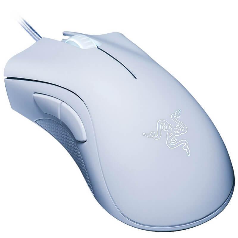 Mouse Gamer Razer Deathadder Essential Branco